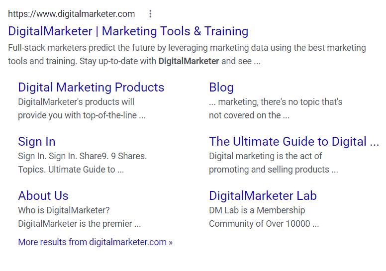 Digital Marketer Schema